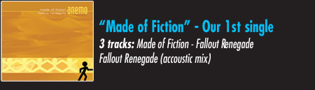 Made of fiction cover